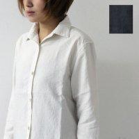 evameva (エヴァムエヴァ) garment dyeing shirt