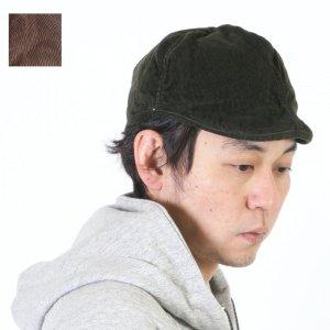 [THANK SOLD] TATAMIZE (タタミゼ) WORK CAP CORDUROY / ワークキャップ コーデュロイ