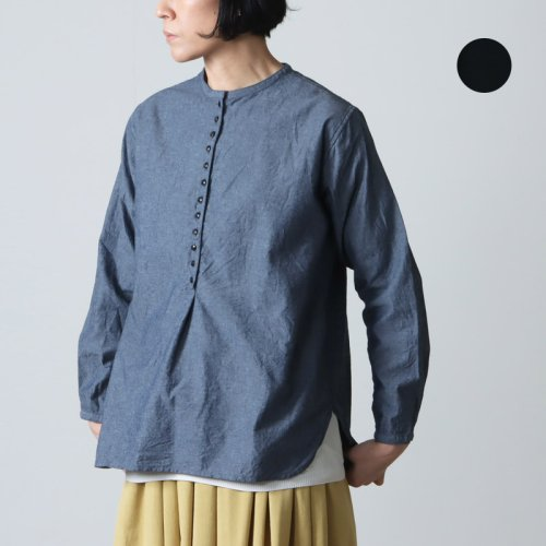 jujudhau (ズーズーダウ) 12BUTTON SHITS / 12ボタンシャツ