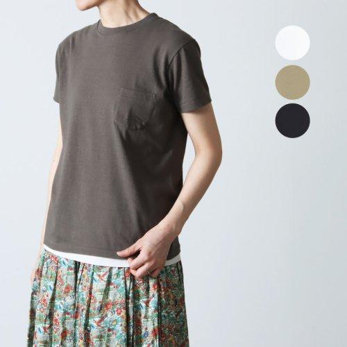 YAECA (ヤエカ) bigtuck shirt