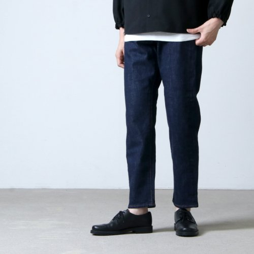 Ordinary Fits (オーディナリーフィッツ) 5POCKET ANKLE DENIM one wash / 5ポケット アンクルデニム ワンウォッシュ for Women