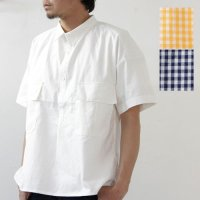 TATAMIZE (タタミゼ) HALF SLEEVE SHIRT
