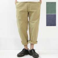 Ordinary Fits (オーディナリーフィッツ) FRENCH CROPPED PANTS duck