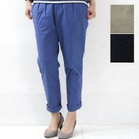 Ordinary Fits (オーディナリーフィッツ) TUCK TROUSER stretch chino