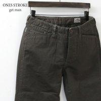 ONES STROKE (ワンズストローク) get man col:BRN