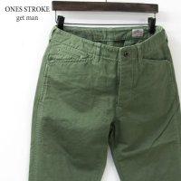 ONES STROKE (ワンズストローク) get man col:GRN