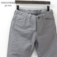 ONES STROKE (ワンズストローク) get man col:GRY