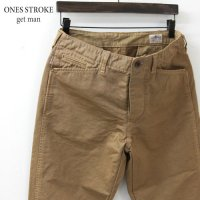 ONES STROKE (ワンズストローク) get man col:BEG