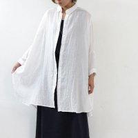 mizuiro ind (ミズイロインド) ワイドシャツ