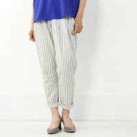 kelen (ケレン) Wide Tapered Trousers Herve Stripe