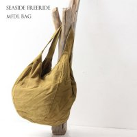 SEASIDE FREERIDE (シーサイドフリーライド) MFDL BAG GOLD