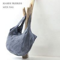 SEASIDE FREERIDE (シーサイドフリーライド) MFDL BAG BLUE GRAY