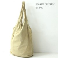 SEASIDE FREERIDE (シーサイドフリーライド) SP BAG SUEDE ICE CREAM
