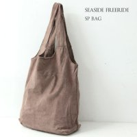 SEASIDE FREERIDE (シーサイドフリーライド) SP BAG SUEDE DEEP PURPLE