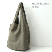 SEASIDE FREERIDE (シーサイドフリーライド) SP BAG SUEDE GRAY