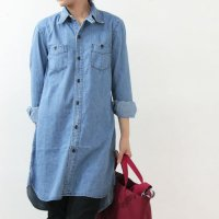 DAILY WARDROBE INDUSTRY (デイリーワードローブインダストリー) 1st STANDARD SHIRT LONG DENIM
