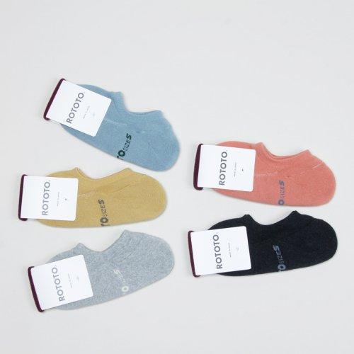 [THANK SOLD] RoToTo (ロトト) PILE FOOT COVER / パイル フットカバー