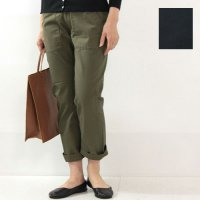 kha:ki (カーキ) BAKER TROUSERS