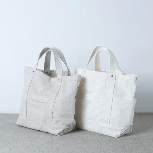 YAECA (ヤエカ) Ken kagami プリントバッグ CAT