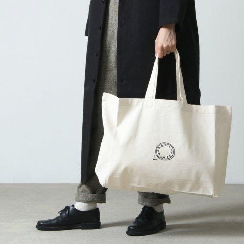 YAECA (ヤエカ) PRINT BAG FAX / プリントバッグファックス