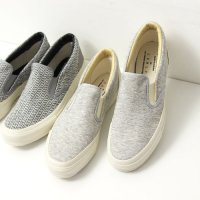 CURLY (カーリー) NP CLOUDY VULC SLIP-ON