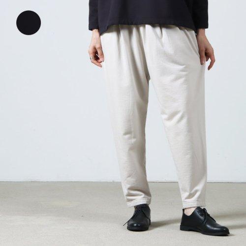 evameva (エヴァムエヴァ) press wool pants / プレスウールパンツ