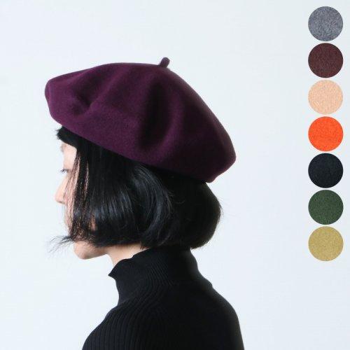 BARET (バレット) CZECH / ウールフェルトベレー帽
