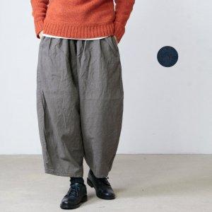 [THANK SOLD] Ordinary Fits (オーディナリーフィッツ) BALL PANTS wool / ツイストパンツ ウール