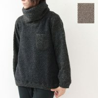 kha:ki (カーキ) TURTLE NECK PO KNIT