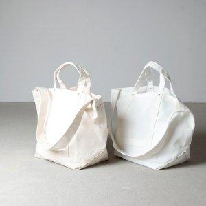 YAECA (ヤエカ) TOOL BAG BIG Cotton nylon / ツールバッグビッグコットンナイロン