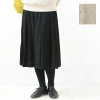 ina (イナ) タックキュロットスカート