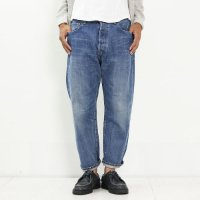 Ordinary Fits (オーディナリーフィッツ) 5POCKET ROLL UP DENIM used