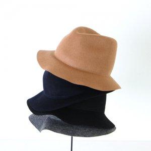 Bronte / ID HATS (ブロンテ) WOOL FELT HAT / ウールフェルトハット