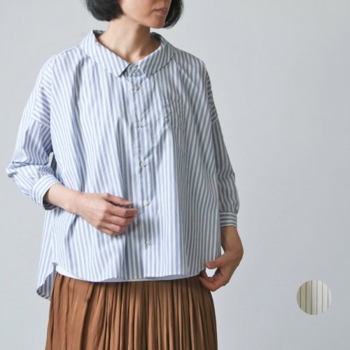 Ordinary Fits (オーディナリーフィッツ) BARBER SHIRTS stripe