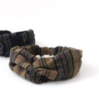 CERASUS (ケラスス) Wool linenチェックカチューム