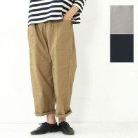 style + confort (スティールエコンフォール) ホースクロスサイドポケットサルエルパンツ