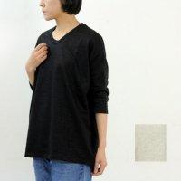 mao made (マオメイド) プレミアリネンスウェットプルオーバー