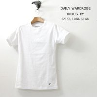 DAILY WARDROBE INDUSTRY (デイリーワードローブインダストリー) DAILY S/S CUT AND SEWN
