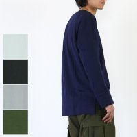 pyjama clothing (ピジャマクロージング) WIND TOP / ワインドトップカットソー