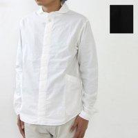 LOLO (ロロ) 定番プルオーバー型前あきシャツ