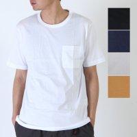 pyjama clothing (ピジャマクロージング) S/S CREW NECK / ショートスリーブ クルーネック