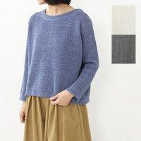 YAECA (ヤエカ) cotton linen knit