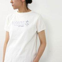 NATIC (ナティック) MARINE刺繍TEE