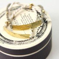 CERASUS (ケラスス) Brass String ブレスレット
