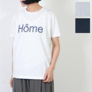 EEL (イール) HOME Tee / Tシャツ ホーム