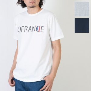 EEL (イール) OFRANCE Tee / オフランスTシャツ