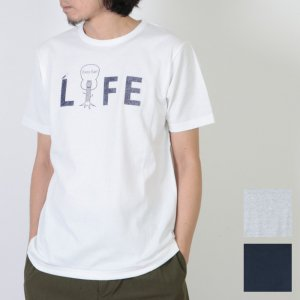 EEL (イール) LIFE Tee / ライフTシャツ