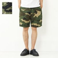 Ordinary Fits (オーディナリーフィッツ) EASY SHORTS linen camo