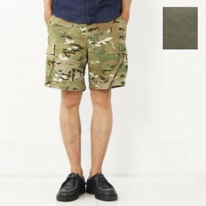 DAILY WARDROBE INDUSTRY (デイリーワードローブインダストリー) JUNGLE FATIGUE SHORT