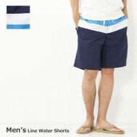 HELLY HANSEN (ヘリーハンセン) Line Water Shorts
